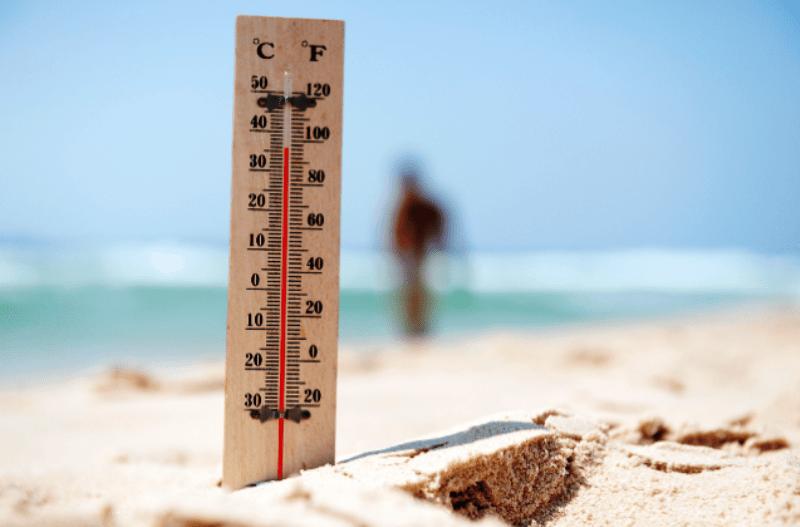 Sicilia - L'ondata di caldo africano non darà tregua. Da lunedì nuovi  picchi di 40°C