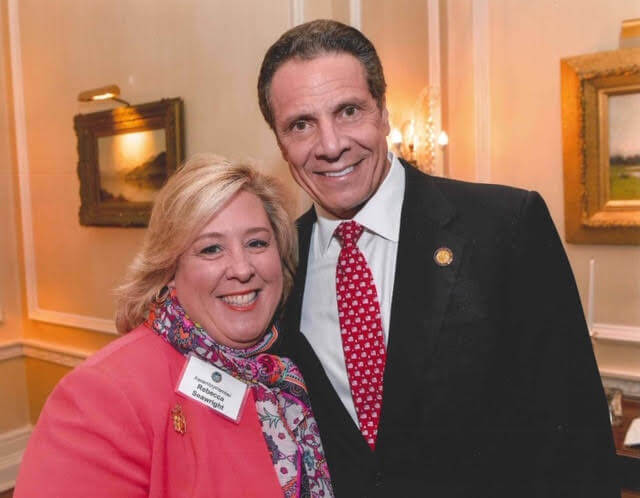 I can't vote for Rebecca Seawright, at least partly because she's owned by Governor Cuomo.