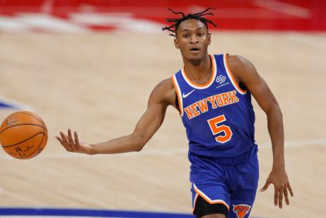 Immanuel Quickley is dominating the NBA's Summer League