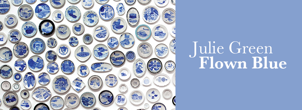 Julie Green: Flown Blue Exhibition Details