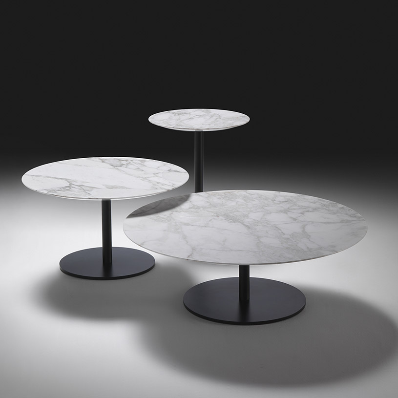 opera round coffee table