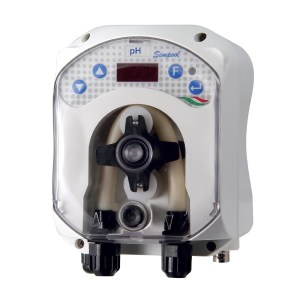 Pompa dosatrice peristaltica SIMPOOL pH.-0