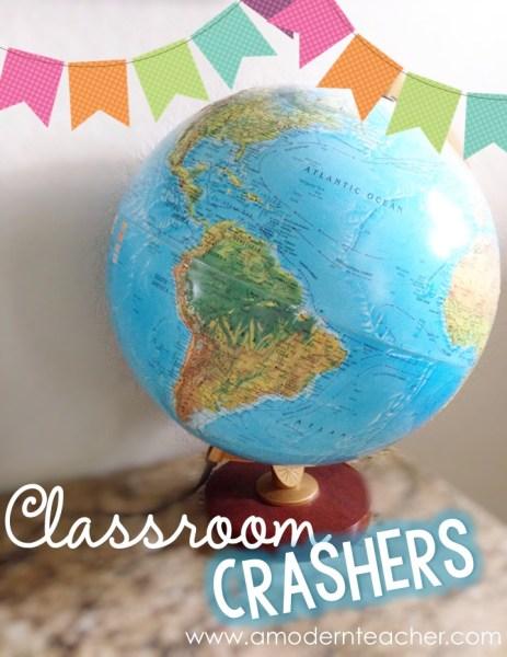 Classroom Crashers www.amodernteacher.com