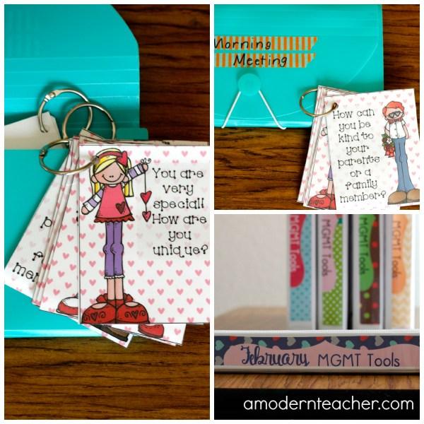 Classroom Management Tools www.amodernteacher.com