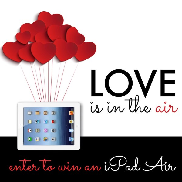 Ipad Air Giveaway www.amodernteacher.com