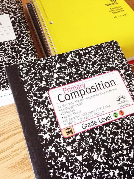 a modern teacher back to school supplies