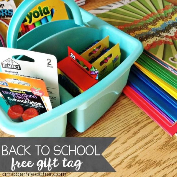 a modern teacher back to school supplies HEB