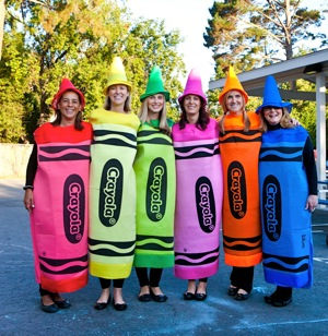 Classroom Celebrations COSTUME TIME!