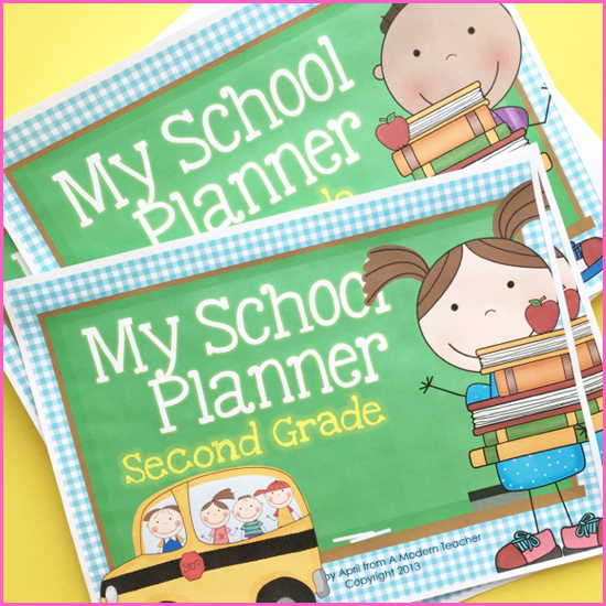 AMT Student Planner
