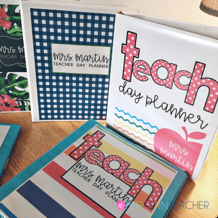 How to Use Teacher Binders for Better Classroom Organization