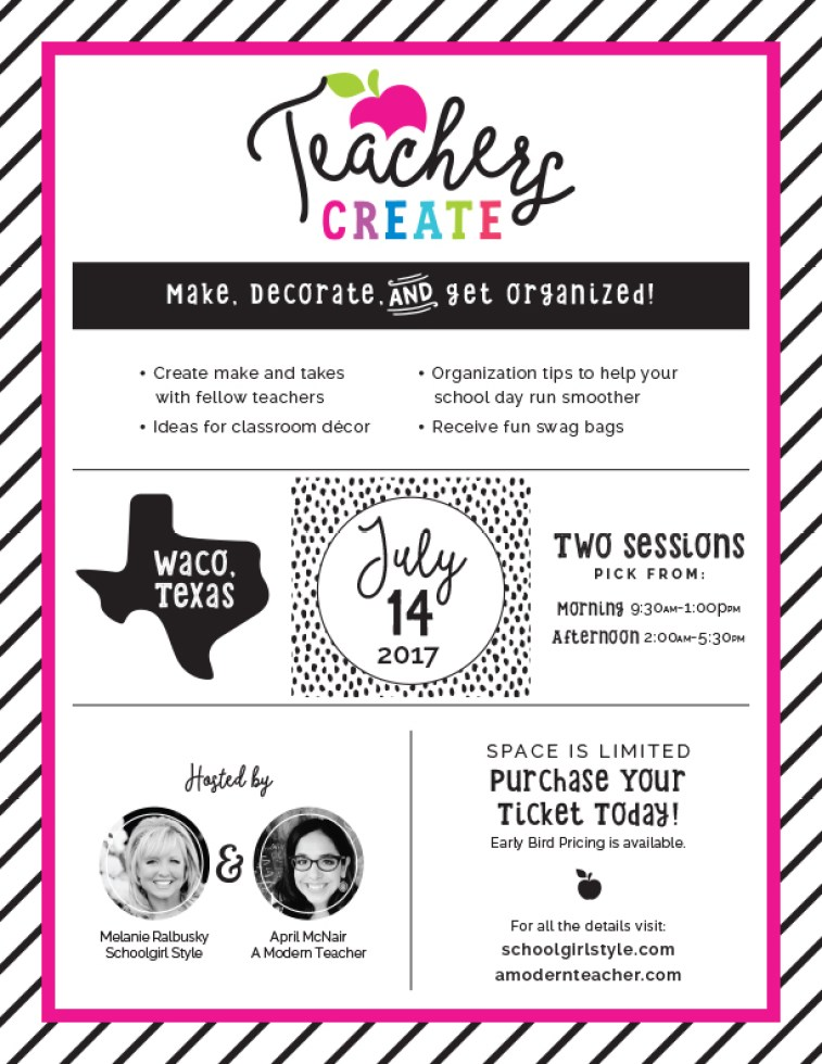 Teachers Create Workshop
