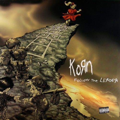 Image result for korn follow the leader