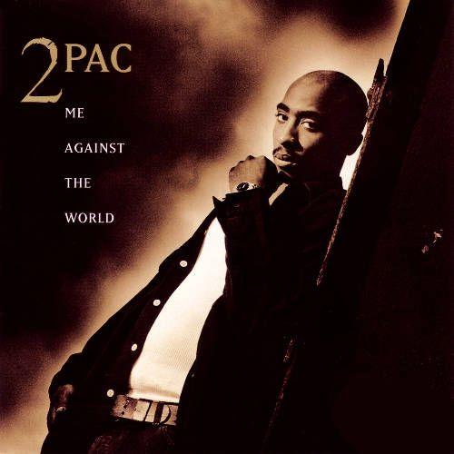 2Pac Me Against The World CD Amoeba Music