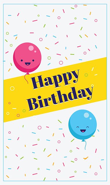 How To Send A Birthday Card On Facebook For Free Amolink