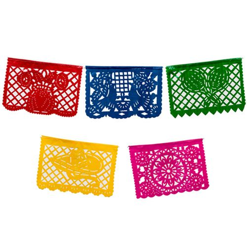Papel Picado Amols Fiesta Party Supplies
