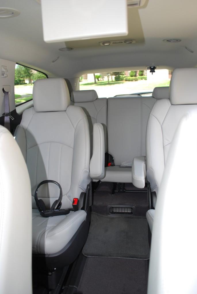 Chevy Traverse Interior View A Mom Blog