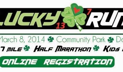 The 2014 Running Season.  Bring it!