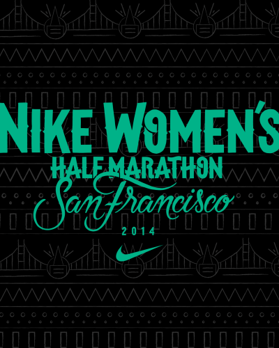 Countdown to the San Francisco Nike Women's Half Marathon #runnikeSF