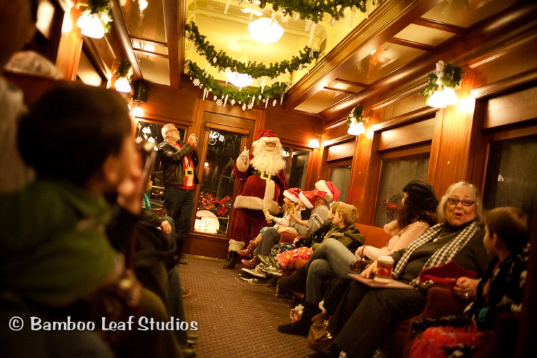 Polar Express Sacramento