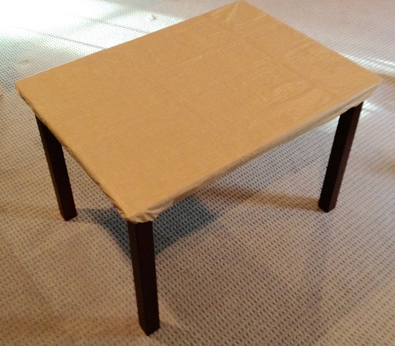 DIY Table Cover