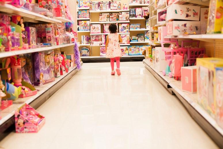 Sundays at Target