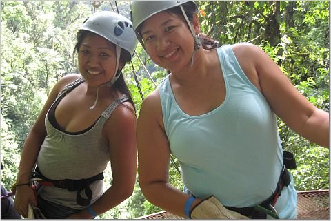 Costa Rica Rappeling