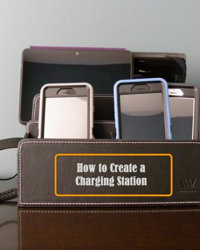 Create a Charging Station
