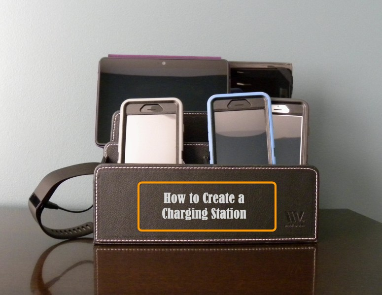 How to Create a Charging Station