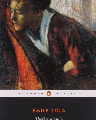 Book of the Month: Therese Raquin by Emile Zola