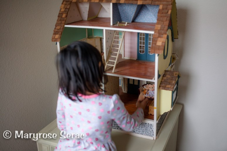 Toddler Dollhouse