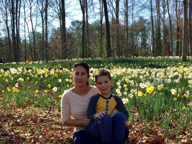 Daffodil Season at Gibbs Gardens