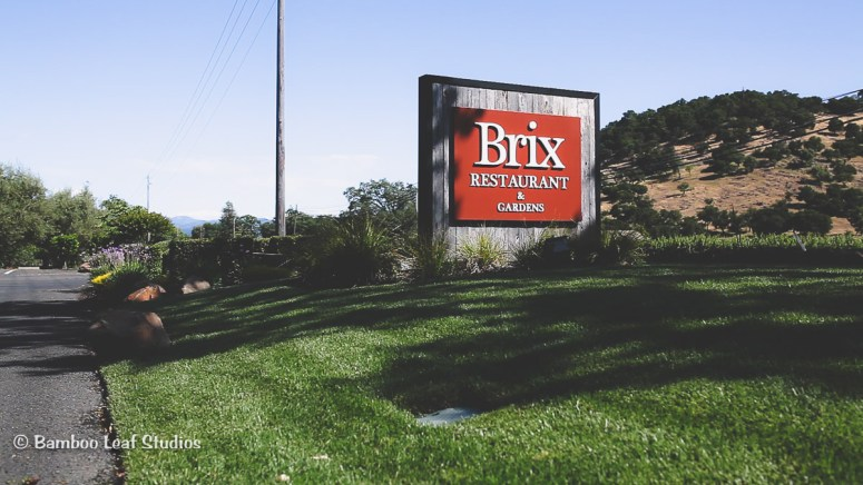 Sunday Brunch at Brix - Napa Valley