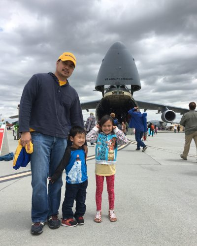 Family Fun: Wings Over Solano