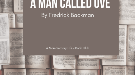June BOTM:  A Man Called Ove by Fredrik Backman
