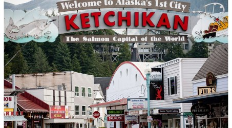 A Day in Ketchikan, Alaska