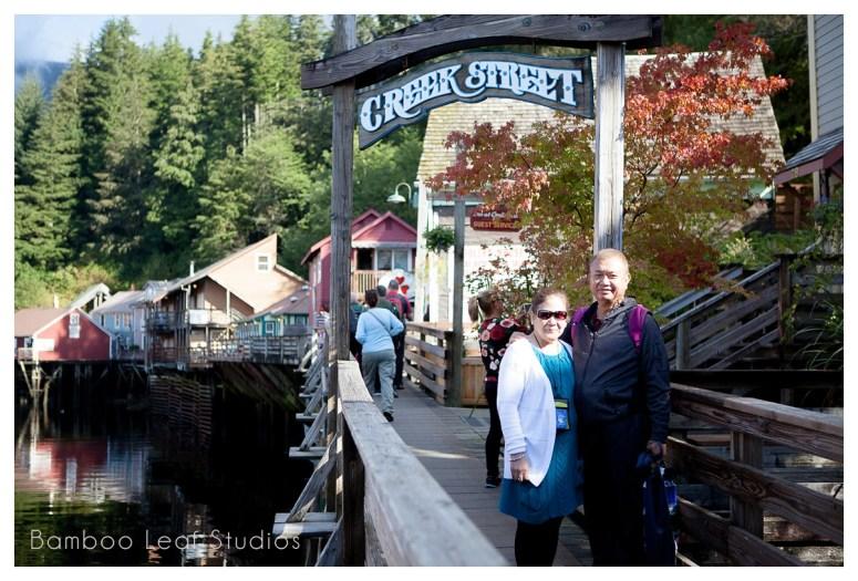 Creek Street, Ketchikan Alaska