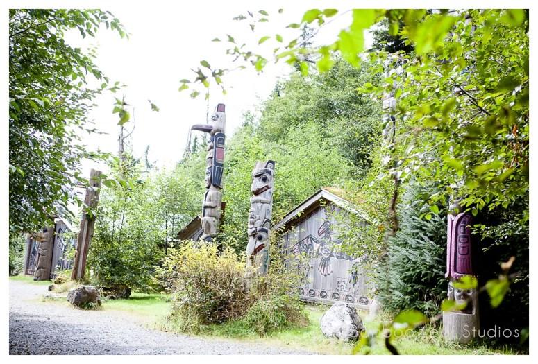 Totem Bright State Park, Ketchikan Alaska