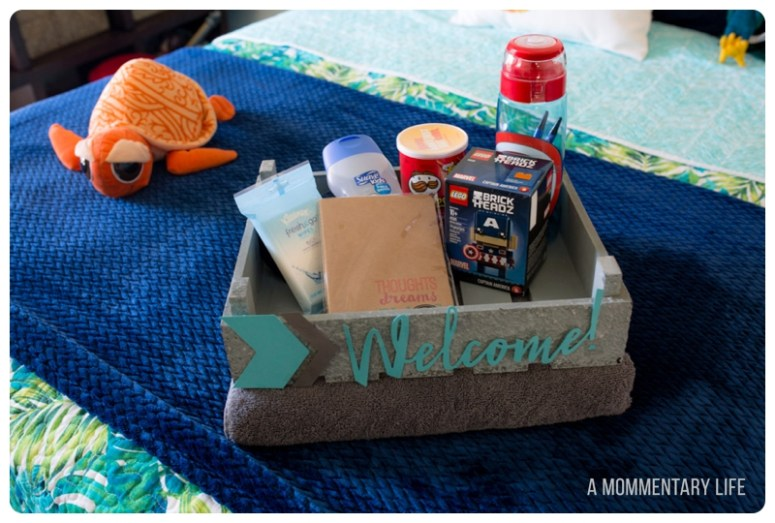 Kids Welcome Basket