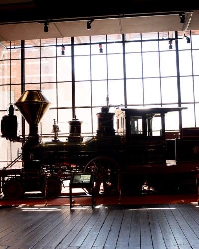 Visit Sacramento: State Railroad Museum