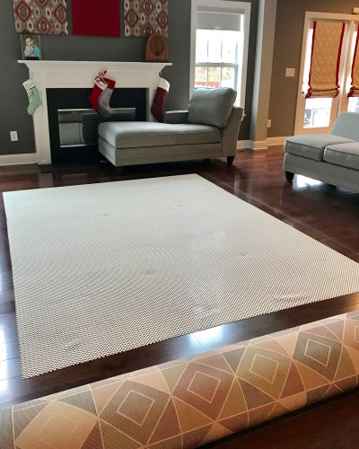 Spring Cleaning Project: Rug Rotation