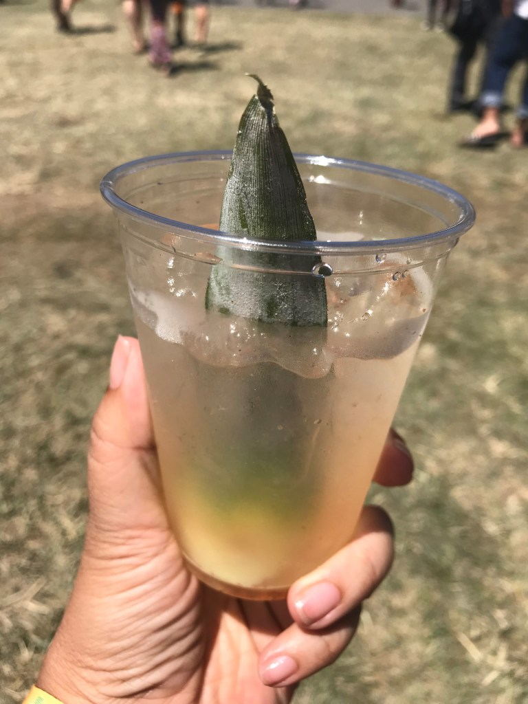Pina Drink - Bottlerock 2018