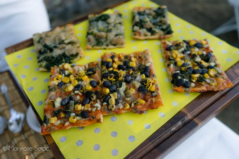 Whole Foods Flatbread Pizza