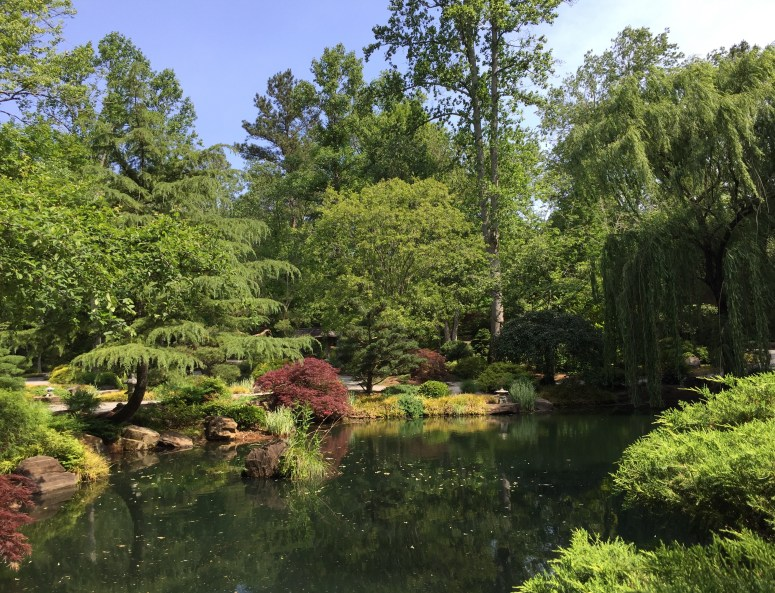 Family Fun around Atlanta - Gibbs Garden