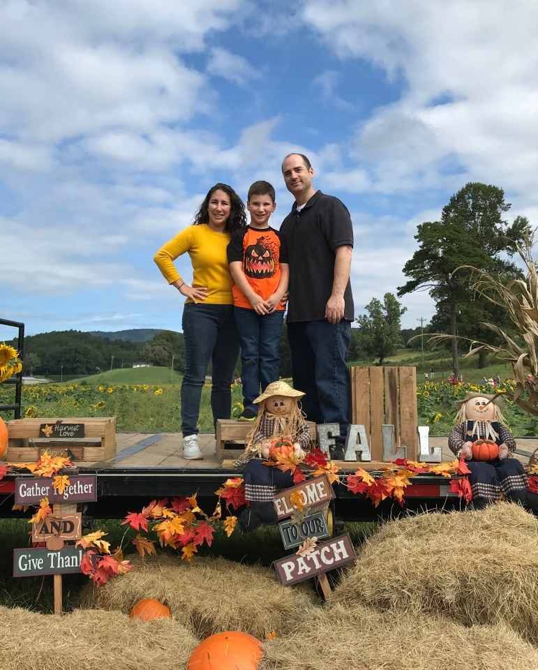 Family Fun around Atlanta - Fausett Farms