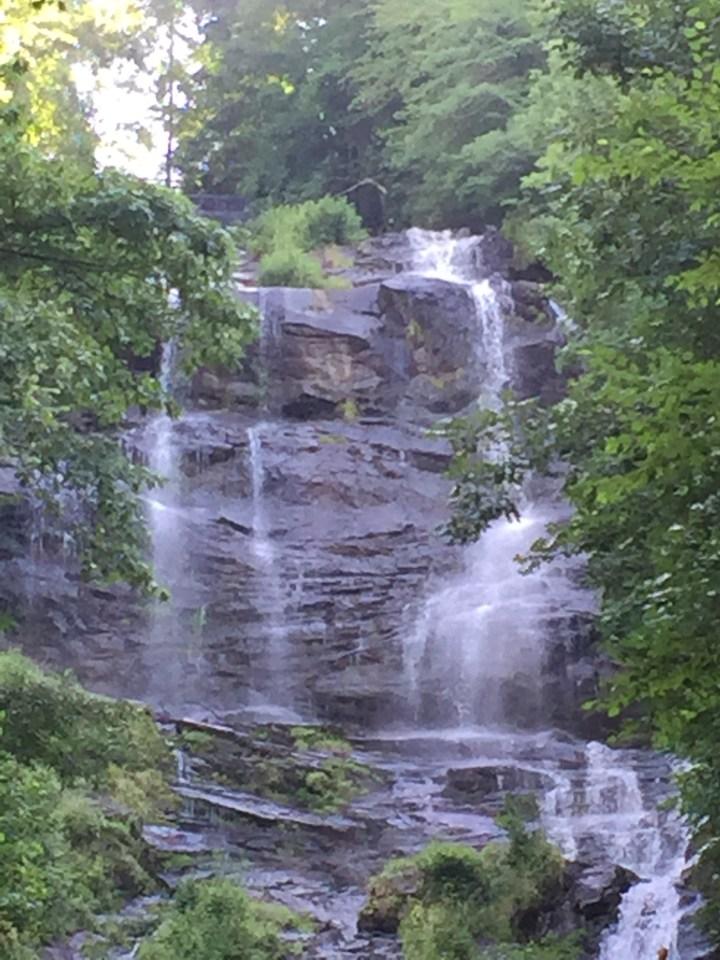 Family Fun around Atlanta - Amicalola Falls