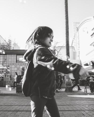 Bubbles & Sunshine at Disneyland