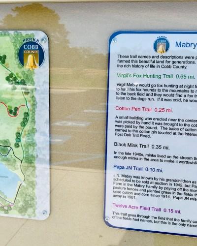 Around Marietta-Mabry Park