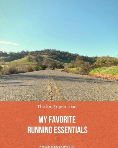 Running Mama + Essentials