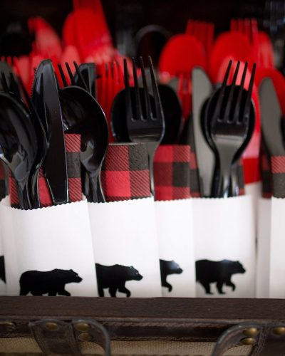 Cricut Inspiration: Cutlery Set