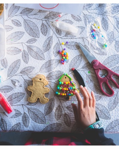 Holiday Cookie Decorating Play Date